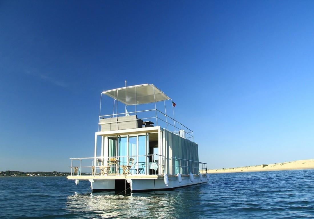 Barco casa Algarve