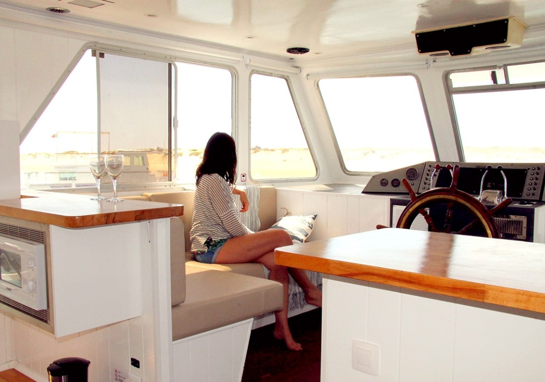 Barco casa Ria Formosa